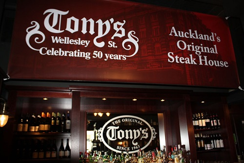 lighting service tony steak house